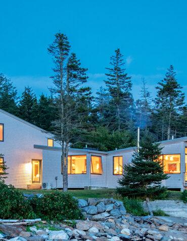 Pemaquid Point Cottage