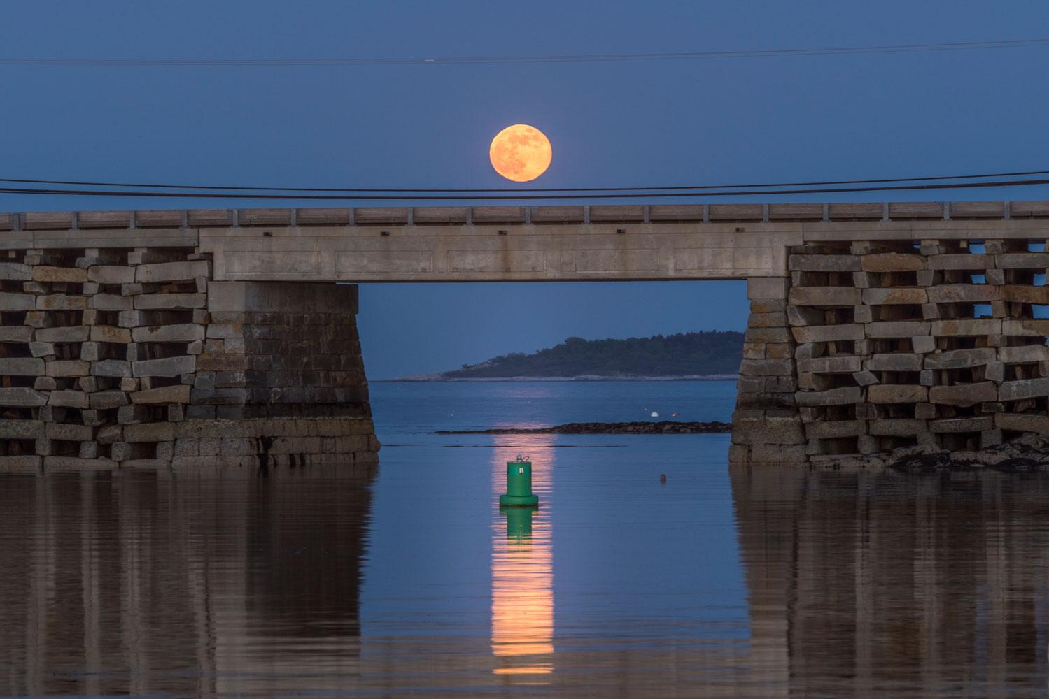 Cribstone Bridge – Craig Shaknis