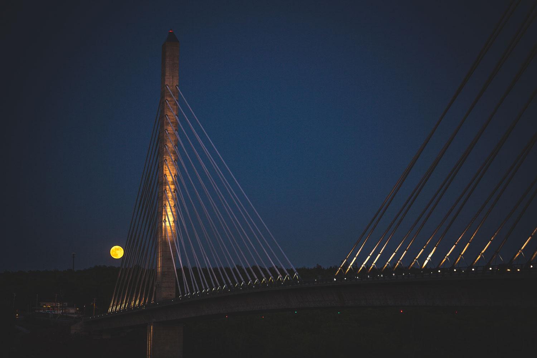 Penobscot Narrows Bridge – Amelia Qualters