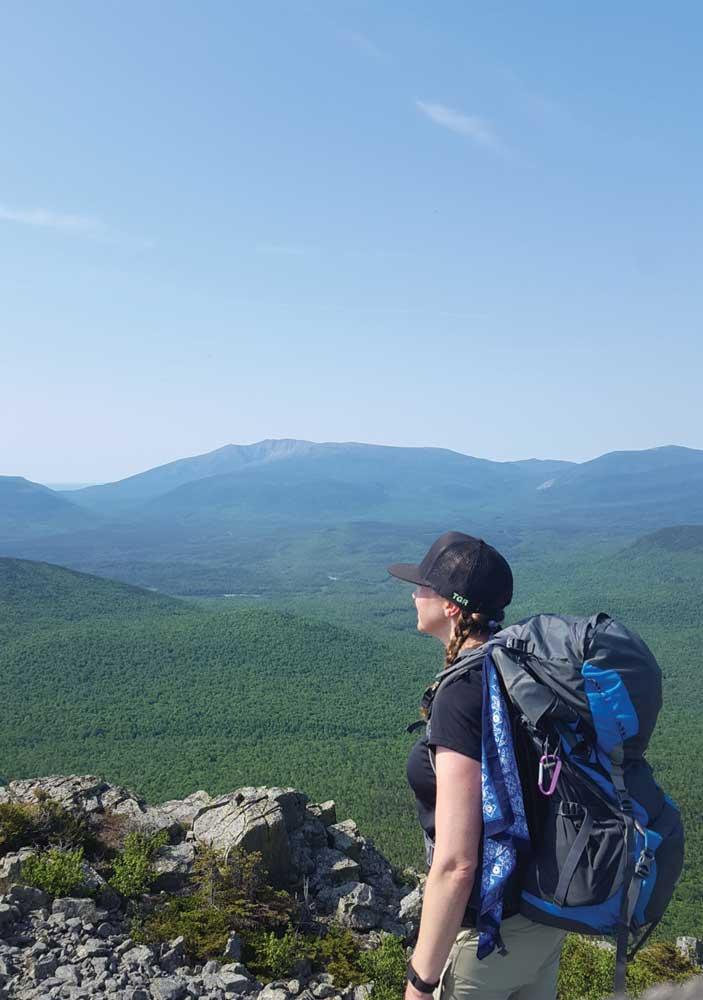 Traveler Mountain