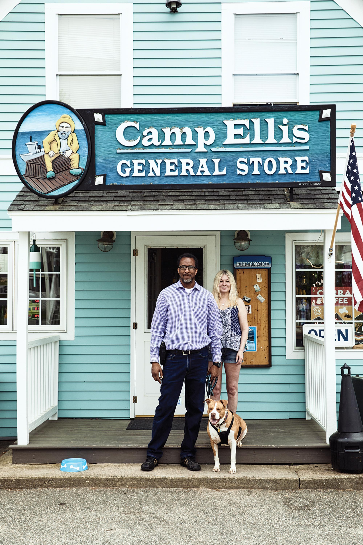Camp Ellis