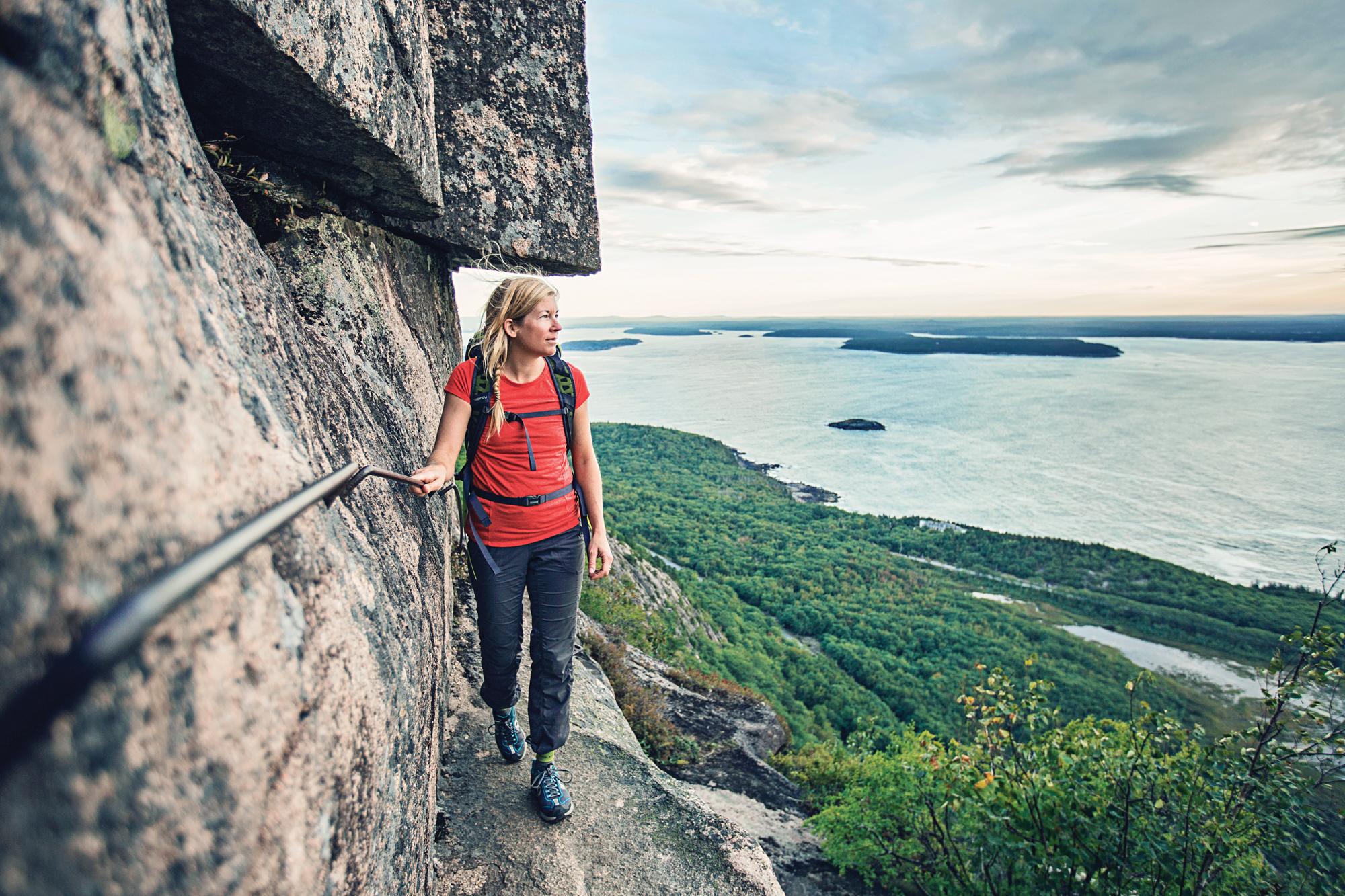 Acadia National Park A Peak