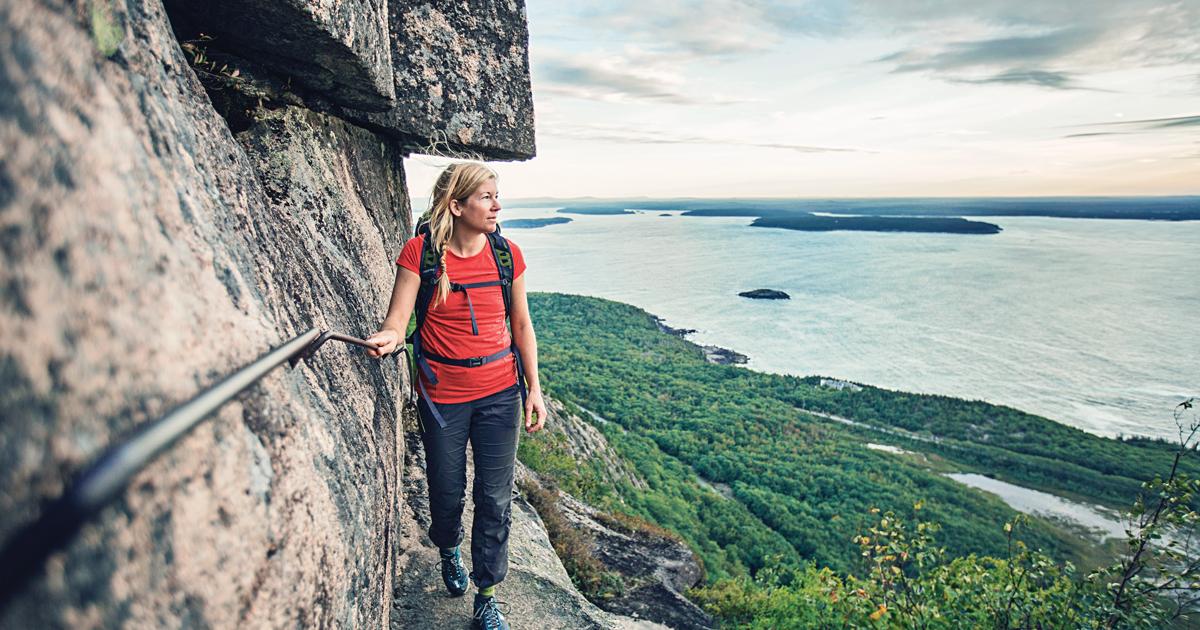 Acadia National Park - Acadia: A Peak-Season Survival Guide   Down ...