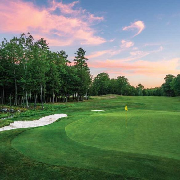 Back Nine, Falmouth Country Club