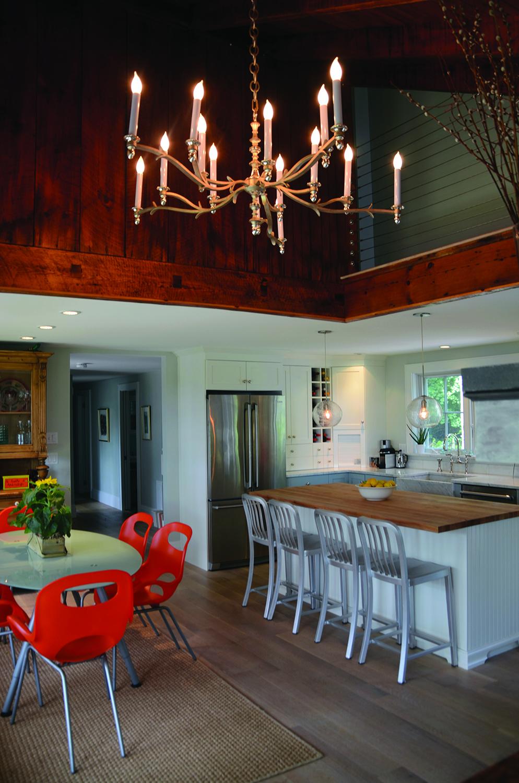 Cape Elizabeth Kitchen Tour