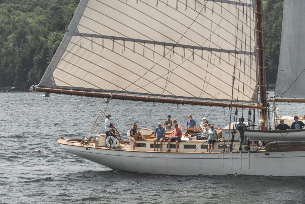 Acadia sailing adventure