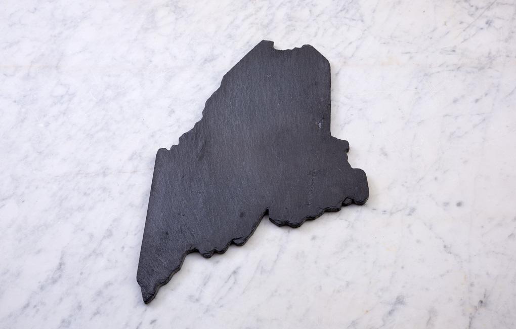 Cheeseboard Maine Slate