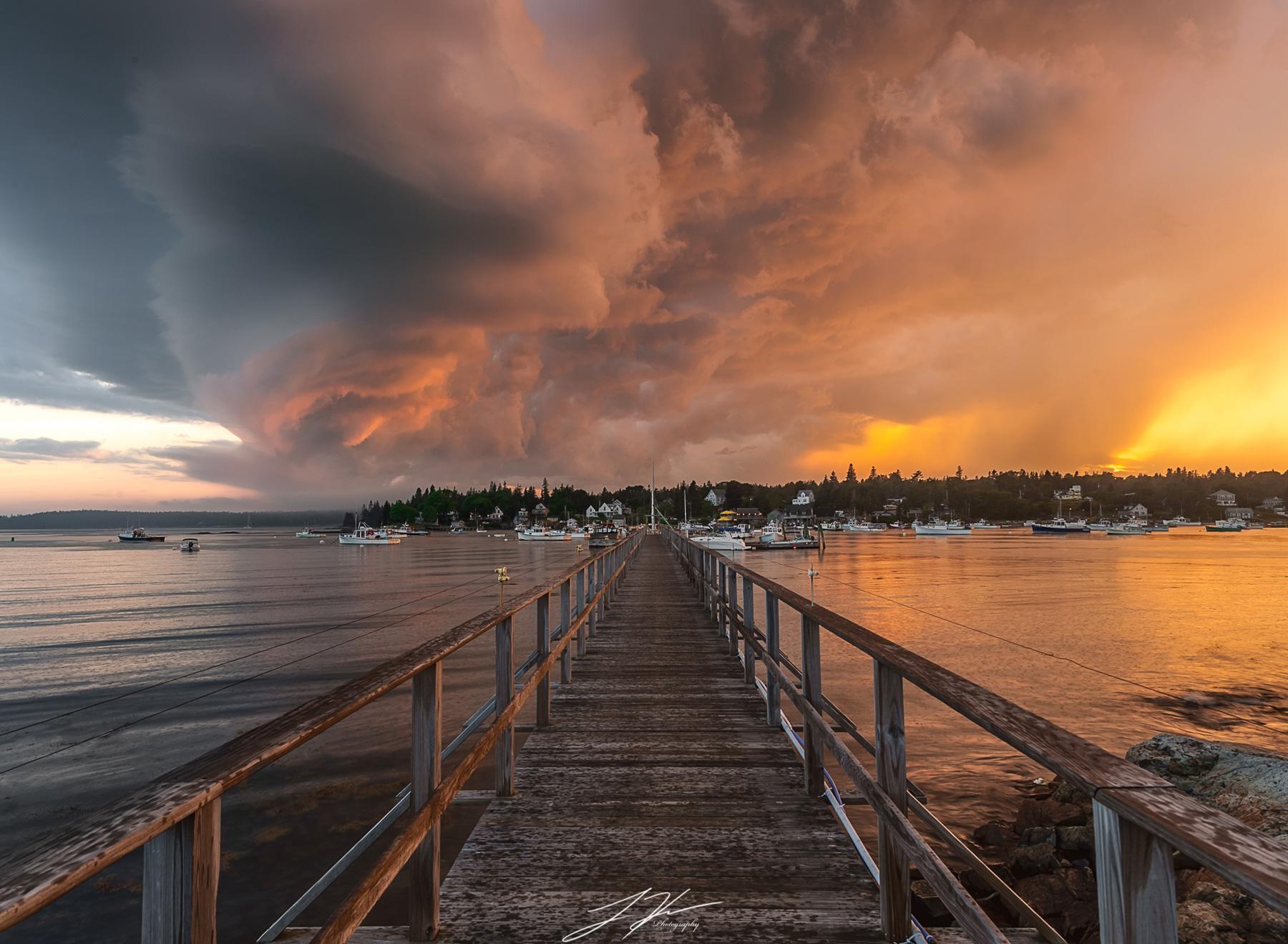 Logan Hoover, Sunset Storm