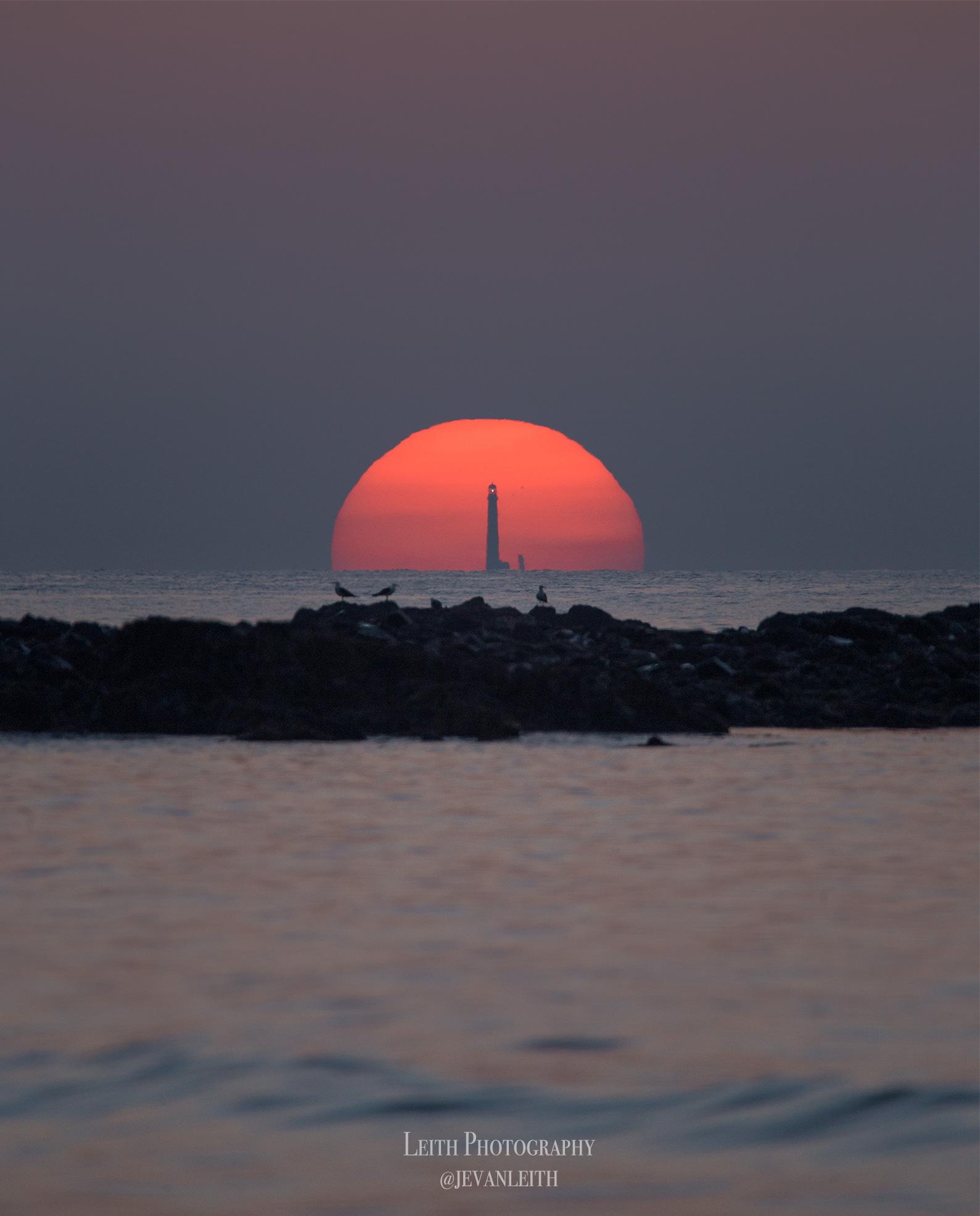 Evan Leith, Boon Island Light