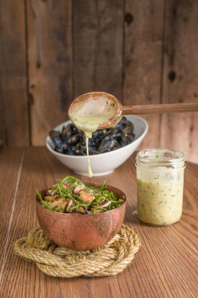 Mussel Salad