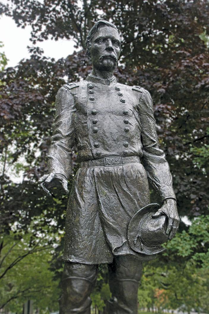 Chamberlain Statue