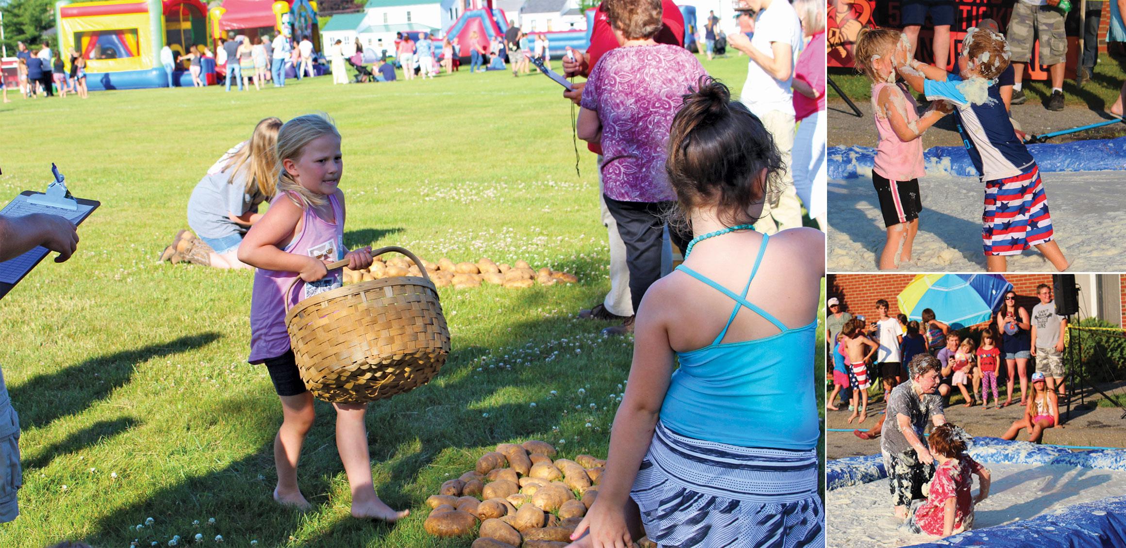 Potato Blossom Festival