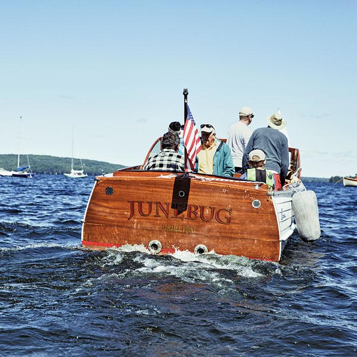 Belgrade Lakes, Maine
