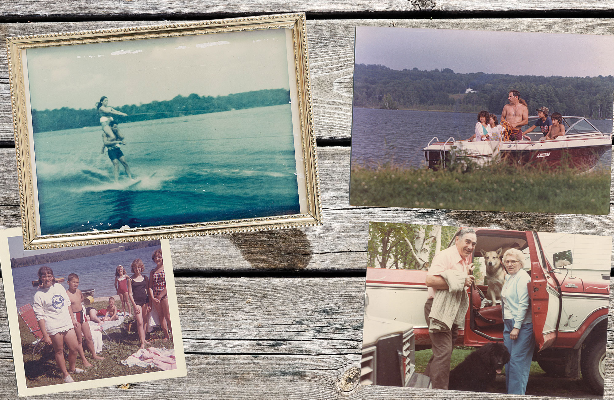 Endless Vanished Days, McGrath Pond, Maine
