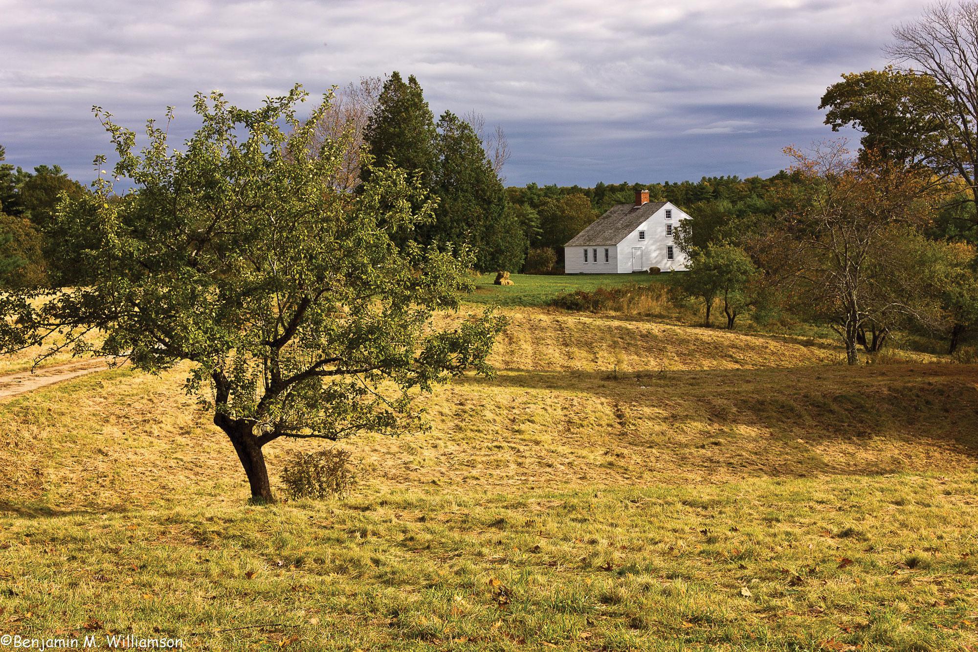 Pettengill Farm, Maine