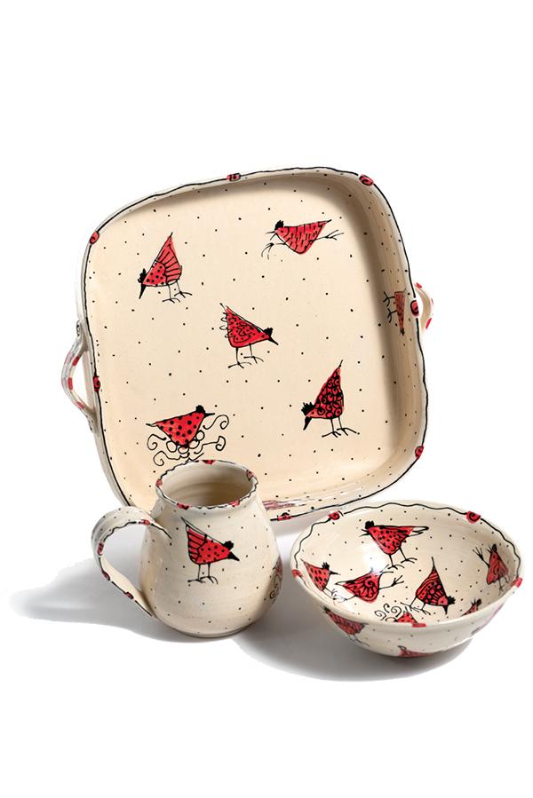 Maple Lane Chicken Pottery
