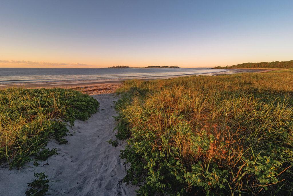 Crescent Beach, Maine