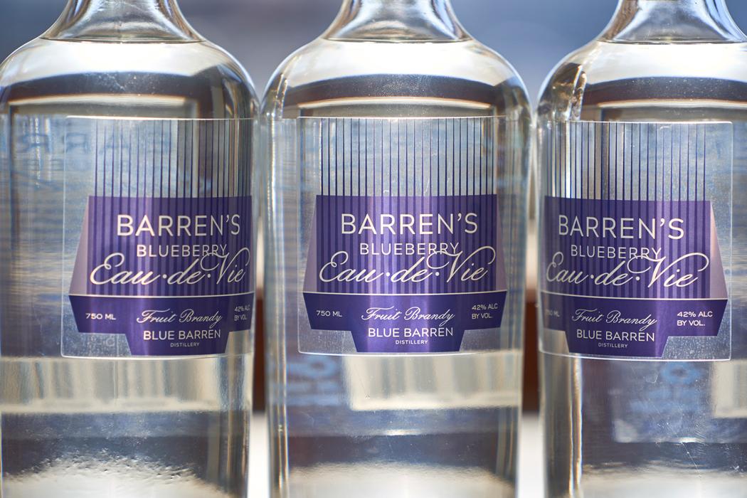 Blue Barren Distillery