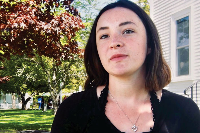 Ellie Gellerson, class of '18