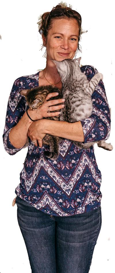 Kendra Hubbard, Humane Society Maine