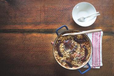 cassoulet recipe by Annemarie Ahearn