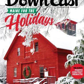 Down East magazine, December 2019