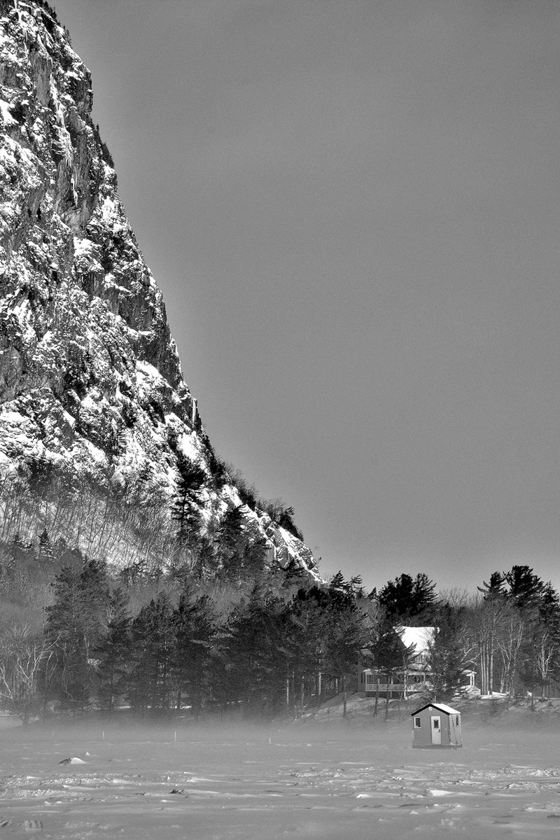 Moosehead Lake, Rockwood; Nikon D3400, 70–300mm