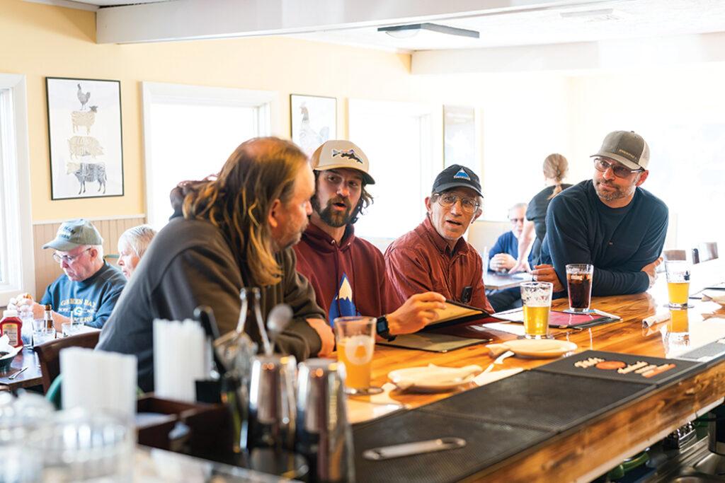 Backstrap Bar & Grill