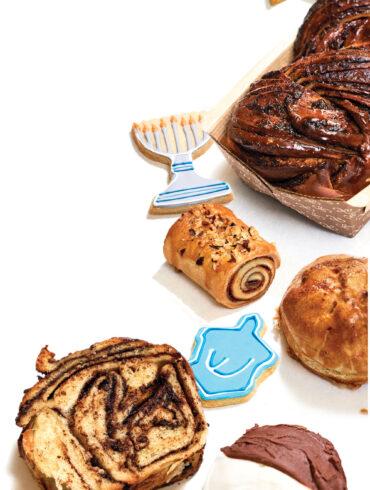 Tin Pan Bakery Hanukkah Treats