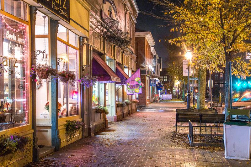 Brunswick-Sidewalks
