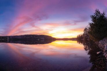 Dr. Marie Battiste's Favorite Maine Place, Nickerson Lake