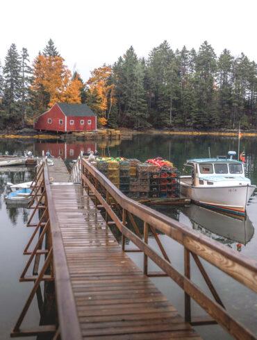 Brooksville, Maine