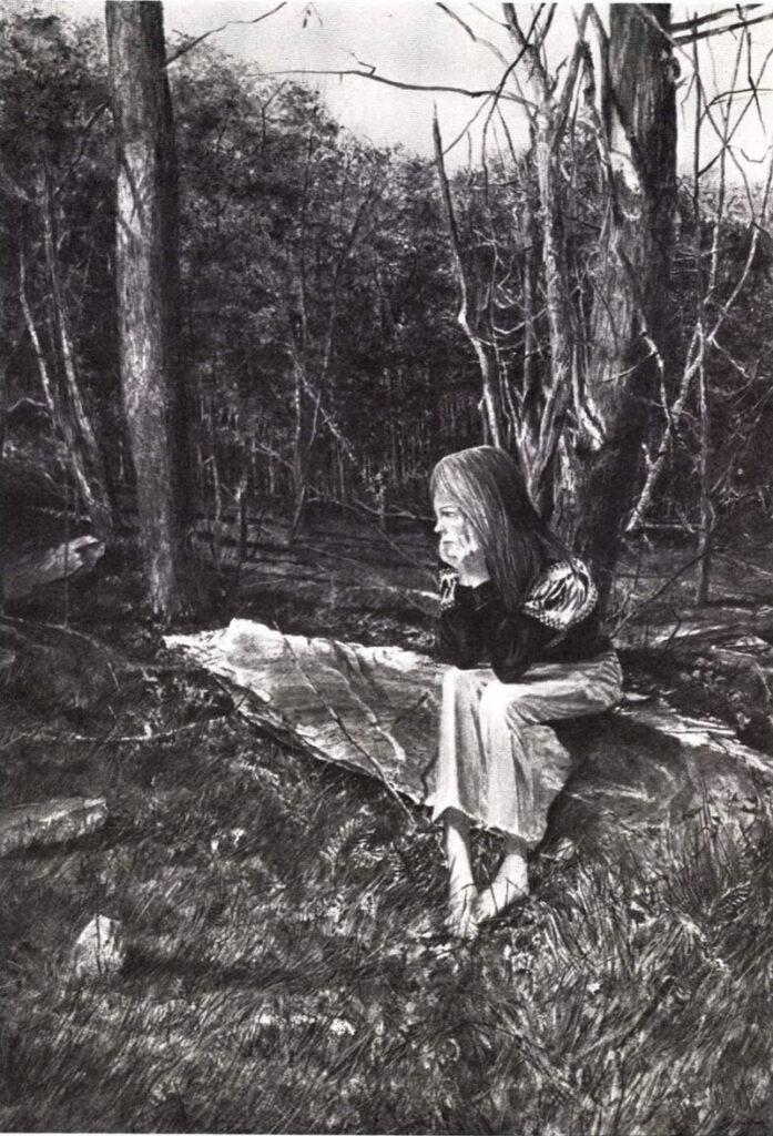A Million Miles Away, 1970, by David Hanna