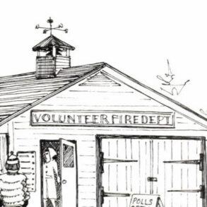 Maine Voter illustration