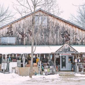 Elmer's Barn