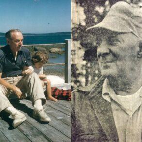 E. B. White and Edmund Ware Smith