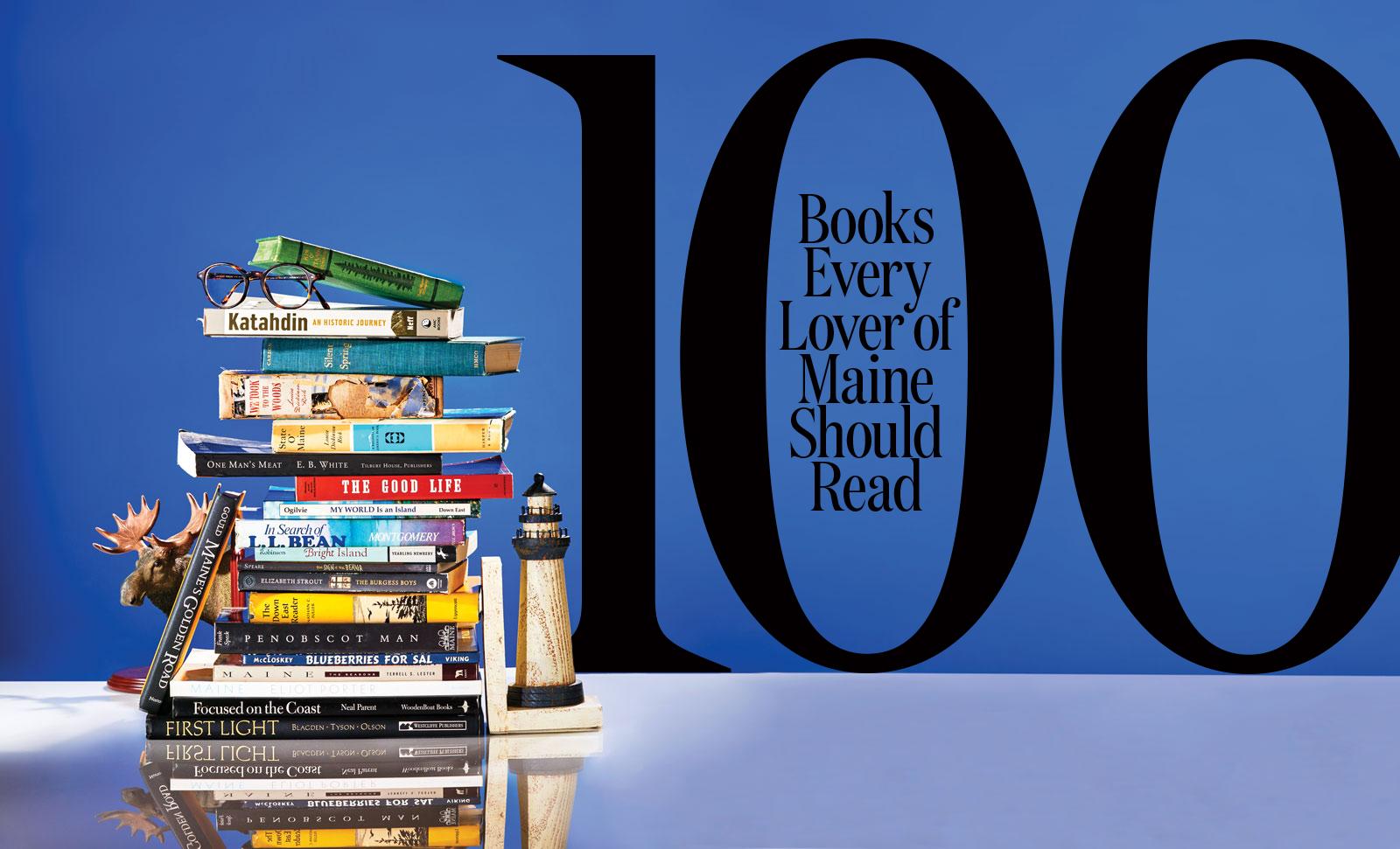 100 Maine books