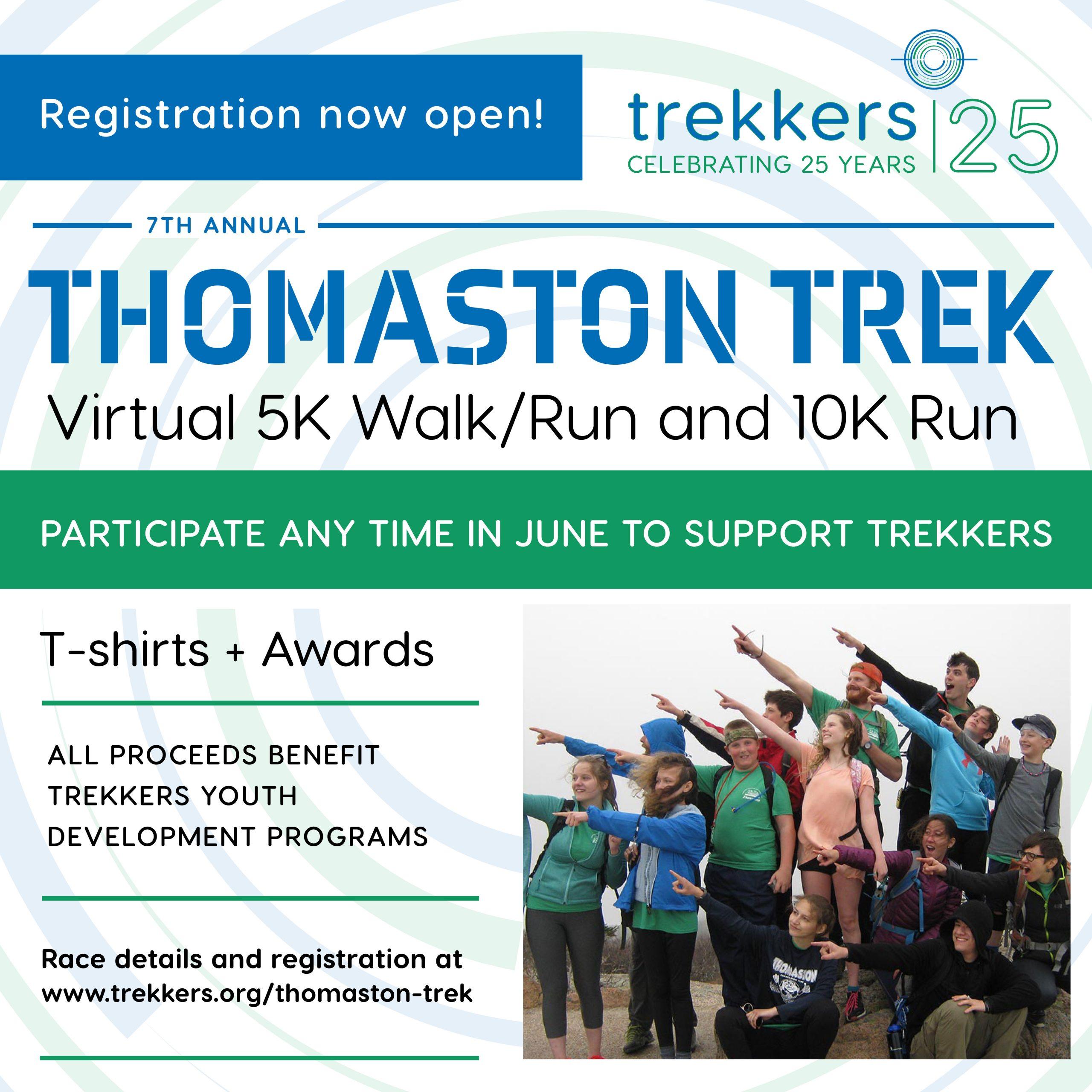 Thomaston Trek
