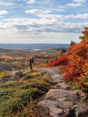 Maine's Bald Mountains, Camden, Maine