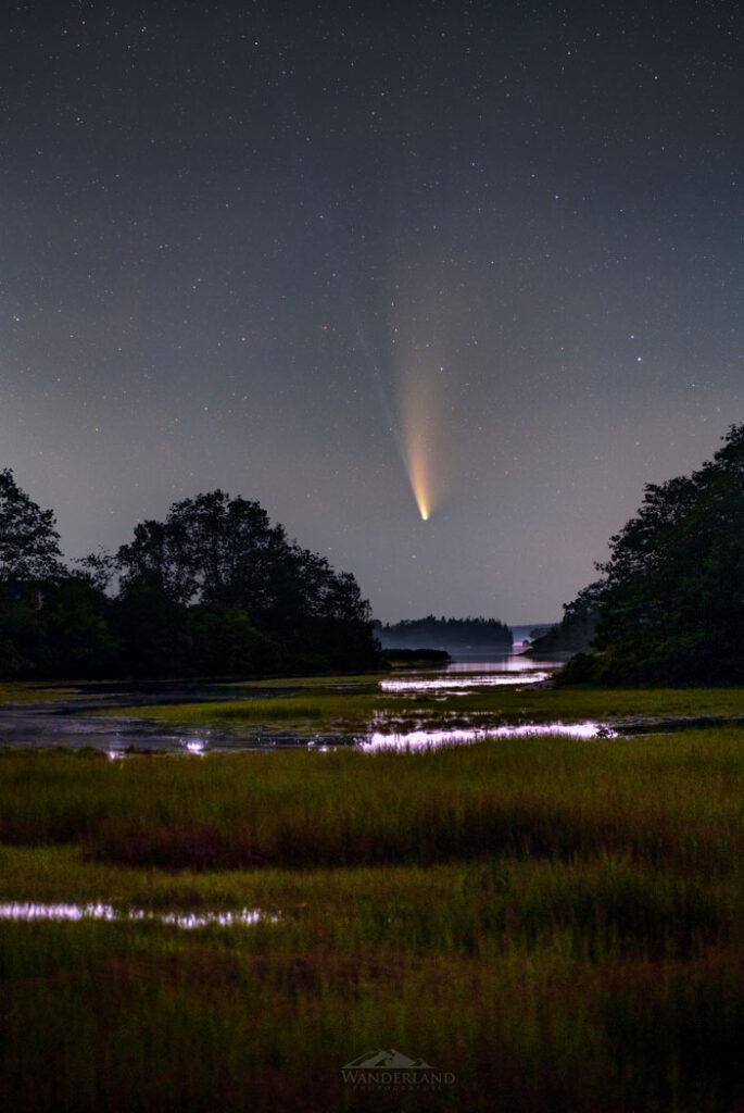 Over the Marsh, Georgetown, by Dean Bugaj