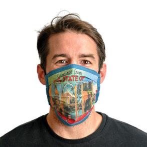 5 cute Maine-made masks
