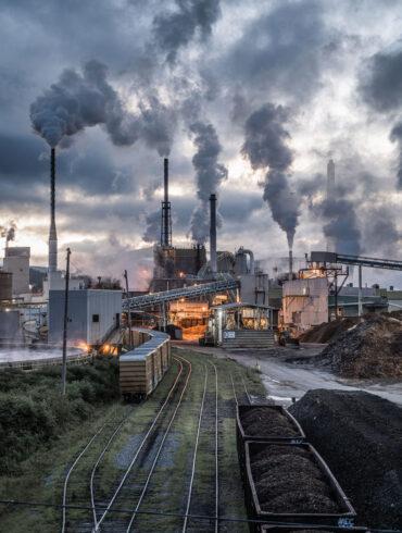 Rumford paper mill