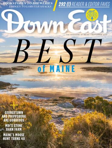 Best of Maine, Down East magazine, September 2020
