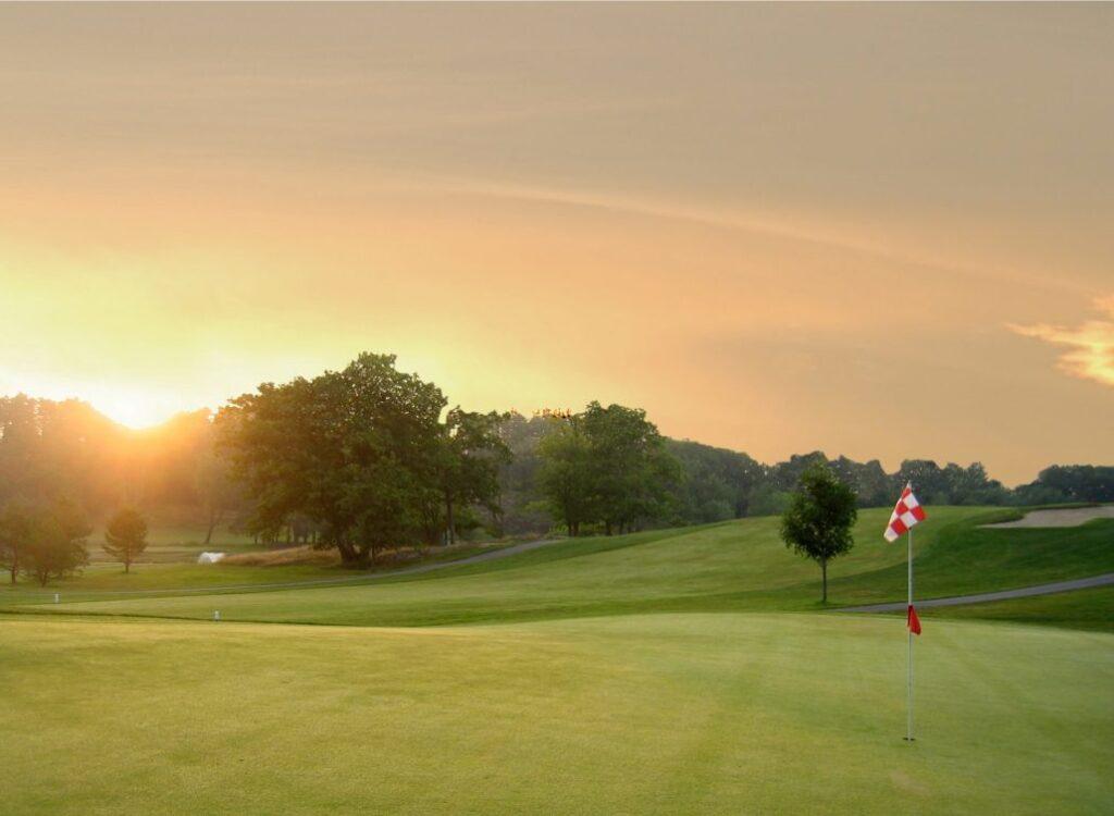 Courtesy of the Bath Golf Club / Resurrection Golf