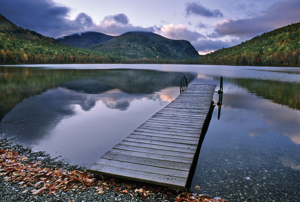 Baxter State Park, Sean Birkel's favorite Maine place