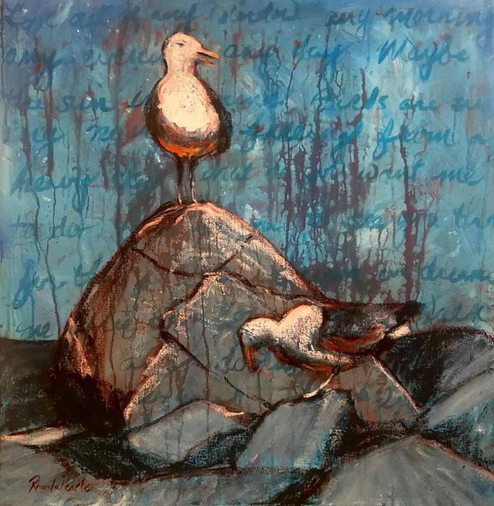 Rainy Day Gulls