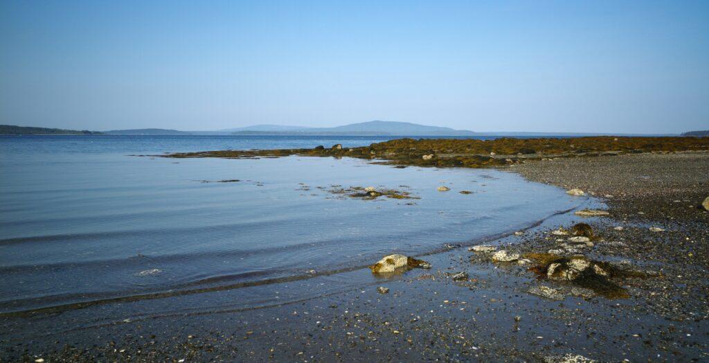 Harriman Point, a Maine Coast Heritage Trust preserve