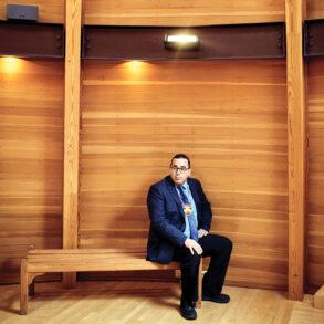 Chris Newell, Maine's Wabanaki Museum, Abbe Museum