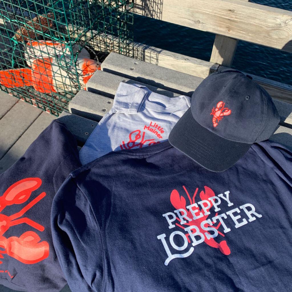 Preppy Lobster