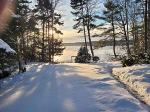 Christmas in Harpswell